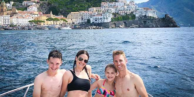 Amalfi Coast boat rental